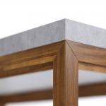 chocofur blender 3D model Tables Concrete 44