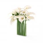 chocofur blender 3D model Flowers Flowers 01