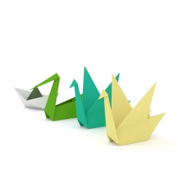 chocofur blender 3D model Toys Toys 02