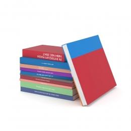 chocofur blender 3D model Books Books 11