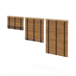 chocofur blender 3D model Curtains Curtain_16