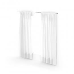 chocofur blender 3D model Curtains Curtain_02