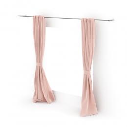 chocofur blender 3D model Curtains Curtain_12