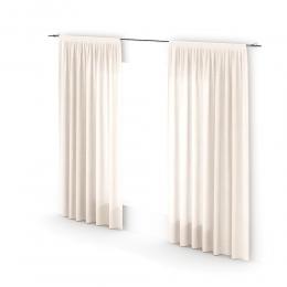 chocofur blender 3D model Curtains Curtain_10