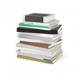 chocofur blender 3D model Books Books 07