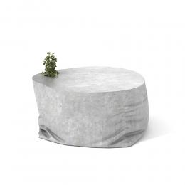 chocofur blender 3D model Benches Concrete 39