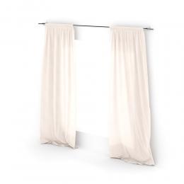 chocofur blender 3D model Curtains Curtain_07