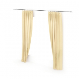 chocofur blender 3D model Curtains Curtain_14