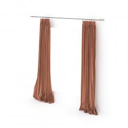 chocofur blender 3D model Curtains Curtain_11